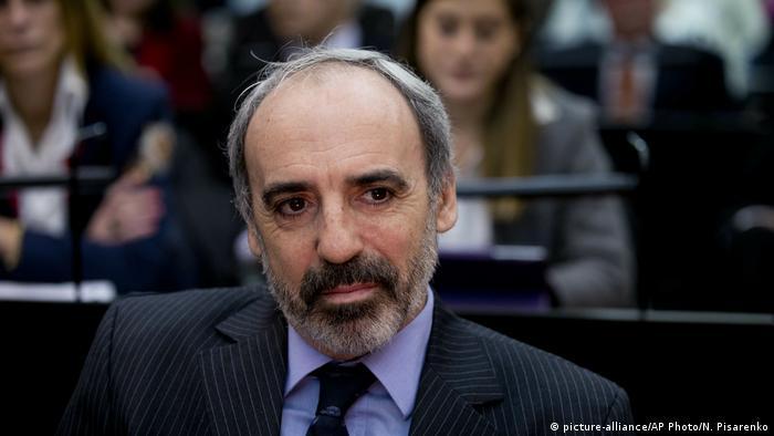 Argentinien Prozess um Anschlag auf Jüdisches Zentrum in Buenos Aires Juan Jose Galeano (picture-alliance/AP Photo/N. Pisarenko)