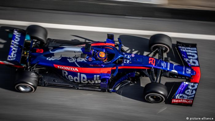 Alexander Albon (picture-alliance)