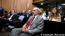 Der ehemalige argentinische Bundesrichter Juan Jose Galeano