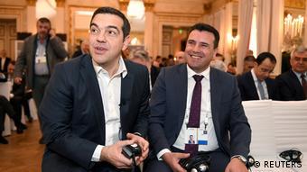 Πέρυσι Τσίπρας και Ζάεφ βραβεύθηκαν στο Μόναχο για τη Συμφωνία των Πρεσπών