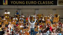 Young Euro Classic Festival Probe im Konzerthaus in Berlin