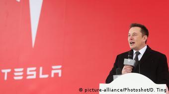 China Elon Musk