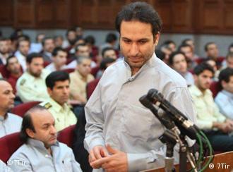 محمدرضا علیزمانی در دادگاه جمعی