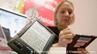 Frankfurt Buchmesse: Books & Bytes 2008