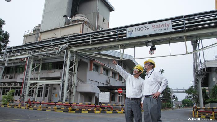 Indonesien BASF Indonesia Chemische Firma