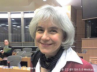 Депутат Европарламента Элизабет Шрёдтер