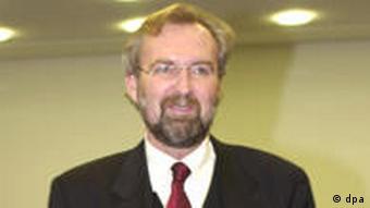 Peter Bürgel, mayor of Dachau
