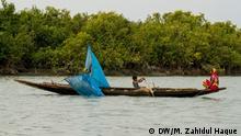Bangladesch Facharbeiter im Mangrovensumpf Sundarbans