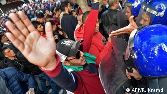 Δεν έχουν τελειωμό οι διαδηλώσεις κατά του Μπουτεφλίκα