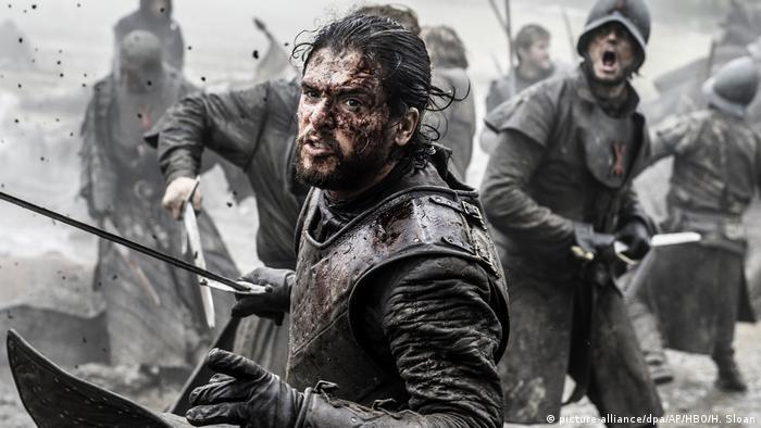 Szene aus der TV-Serie Game of Thrones