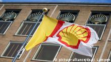 Niederlande Shell Haupsitz in Den Haag