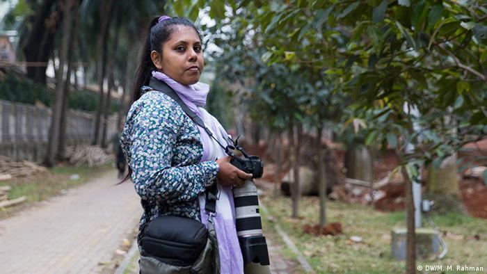Bangladesch Frauen Arbeitsperspektive