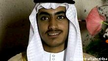 Hamza bin Laden (picture-alliance/dpa)