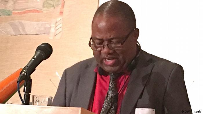 António Frangoulis, criminalista moçambicano