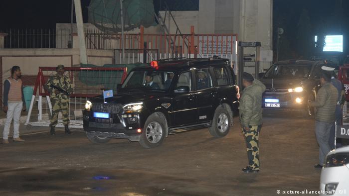 Pakistan releasing an Indian pilot to India