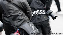 Symbolbild Presse