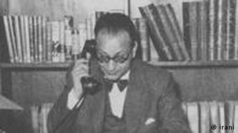 دکتر غلامحسین مصاحب