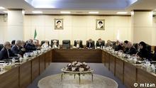 Debatte im Iranischen Schlichtungsrat