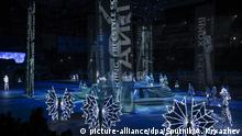 Russland Krasnojarsk - 29th Winter Universiade
