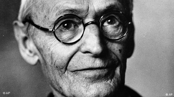 Hermann Hesse (Foto: AP)