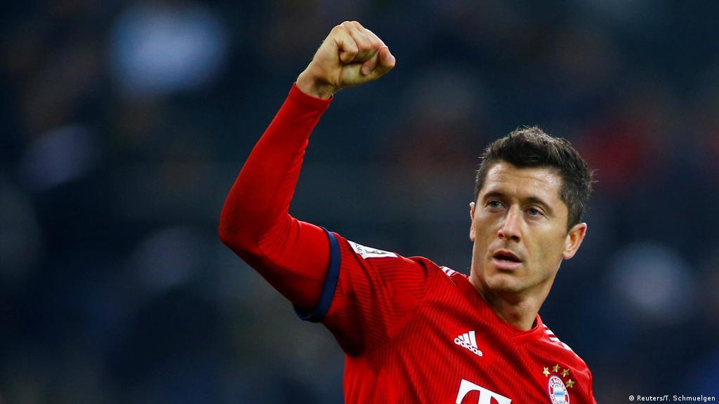 Bayern Munich′s Robert Lewandowski: ′I am not sure the winner will be  champions′ | Sports| German football and major international sports news |  DW | 04.04.2019