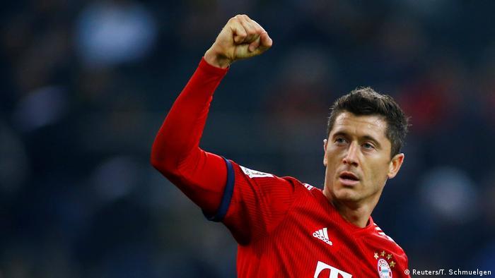 Bundesliga - Borussia Moenchengladbach gegen Bayern München