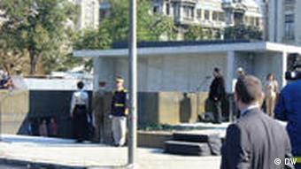 Holocaust-Memorial in Bukarest