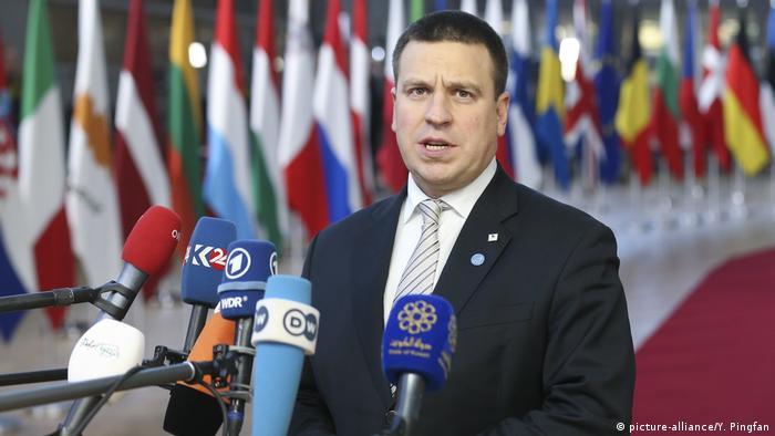 Юри Ратас вновь станет премьер-министром Эстонии