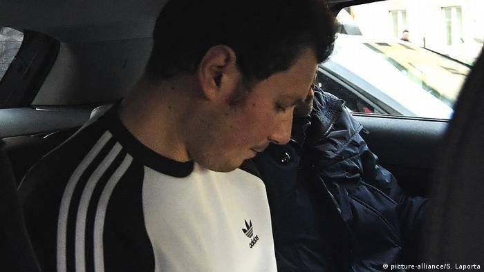 Italien, Neapel: Verhaftung von Marco Di Lauro (picture-alliance/S. Laporta)