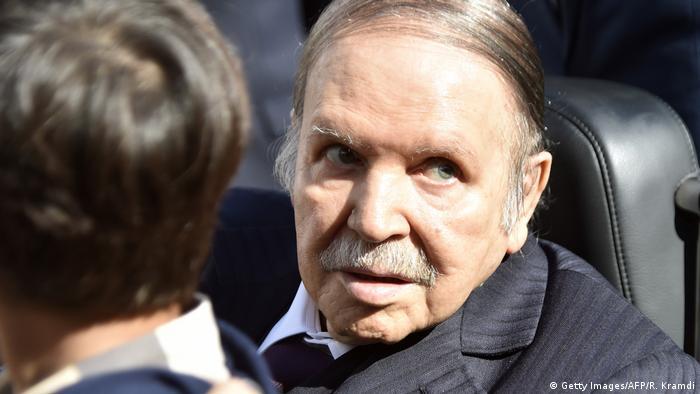 Algerischer Präsident Abdelaziz Bouteflika (Getty Images/AFP/R. Kramdi)