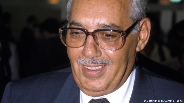 Ali Kafi ehemaliger Präsident von Algerien (Getty Images/Gamma-Rapho)