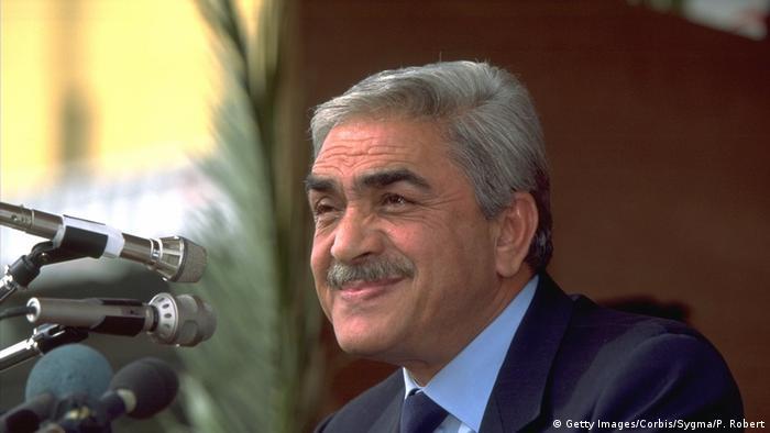 Algerien ehemaliger Präsident Liamine Zeroual (Getty Images/Corbis/Sygma/P. Robert)