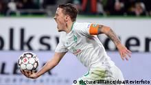 Fußball Bundesliga VfL Wolfsburg - Werder Bremen