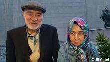 Mir Hossein Moussavi Zahra Rahnavard Iran