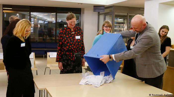Parlamentswahlen in Estland