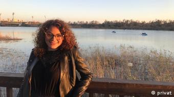 Maya Rosenfeld, judia alemã que vive em Israel