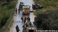 Ramallah israelische Soldaten