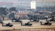 S. Korea, USA ersetzen gemeinsame militärische Übung mit dem Manöver Dong Maeng