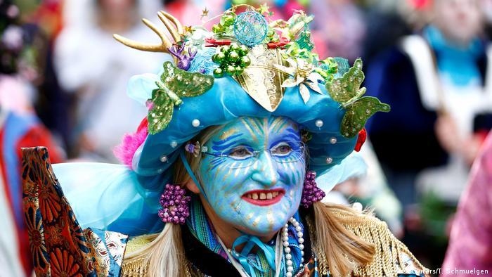 Karneval in Deutschland 2019 (Reuters/T. Schmuelgen)