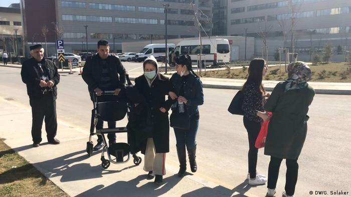 Türkei Stadtkrankenhaus in Ankara