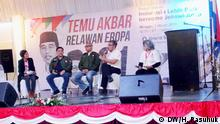 Niederlande - Indonesien Wahlkampf Jokowi 2019