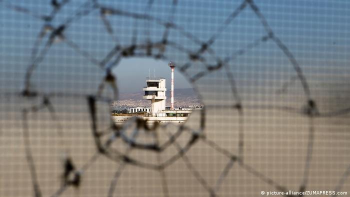 Der frühere Flughafen Hellinikon in Griechenland (picture-alliance/ZUMAPRESS.com)