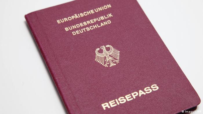 Niemiecki paszport
