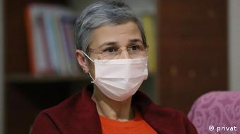 HDP'li Leyla Güven