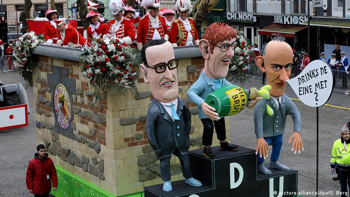 Kraneval in Deutschland 2019 (picture-alliance/dpa/O. Berg)