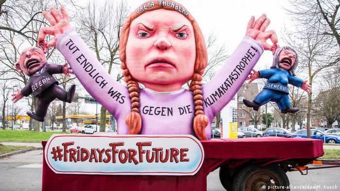Bildergalerie Karnevalszüge | Rosenmontag in Düsseldorf