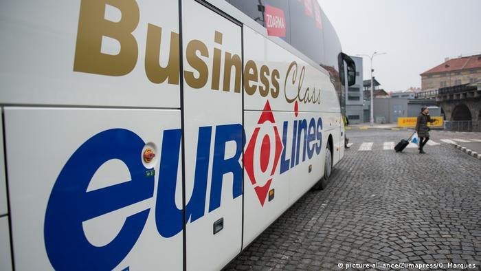 Eurolines bus (picture-alliance/Zumapress/O. Marques )