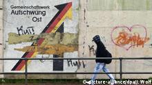 Deutschland Magdeburg Gemeinschaftswerk Aufschwung Ost