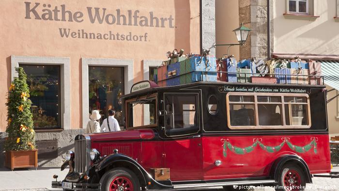 Rothenburg ob der Tauber (picture-alliance/imagebroker/W. Dieterich)