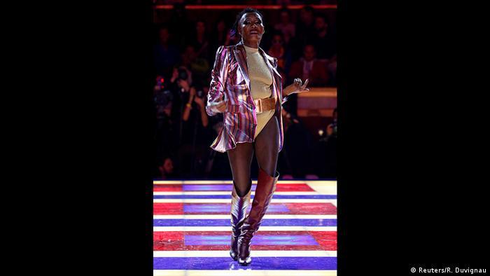 Paris Fashion Week 2019   Grace Jones (Reuters/R. Duvignau)